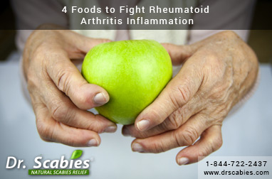 4 Foods to Fight Rheumatoid Arthritis Inflammation