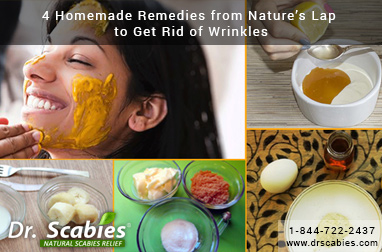 4 Homemade Remedies from Nature's Lap to Get Rid of Wrinkles