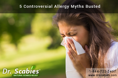 5 Controversial Allergy Myths Busted