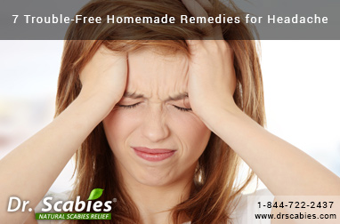 7 Trouble-Free Homemade Remedies for Headache
