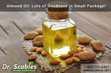 Almond Oil: Lots of Goodness in Small Package!