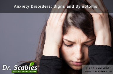 Anxiety Disorders: Signs and Symptoms!