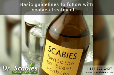 Basic Guidelines To Follow With Scabies Treatment