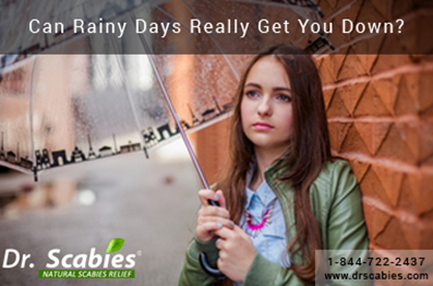 Can Rainy Days Really Get You Down?