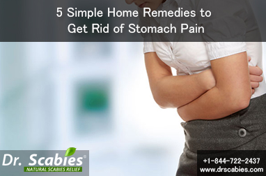 5 Simple Home Remedies to Get Rid of Stomach Pain