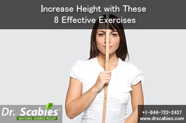 Increase Height with These 8 Effective Exercises