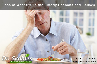 Loss of Appetite in the Elderly Reasons and Causes