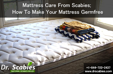 Mattress Care From Scabies; How To Make Your Mattress Germfree