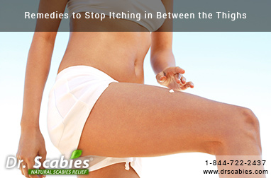 Remedies to Stop Itching in Between the Thighs