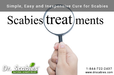 Simple, Easy and Inexpensive Cure for Scabies