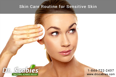 Skin Care Routine for Sensitive Skin
