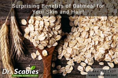 Surprising Benefits of Oatmeal for Your Skin and Hair!