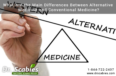 What Are the Main Differences Between Alternative Medicine and Conventional Medicine?